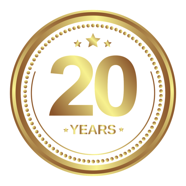 MGMS 20 year anniversary